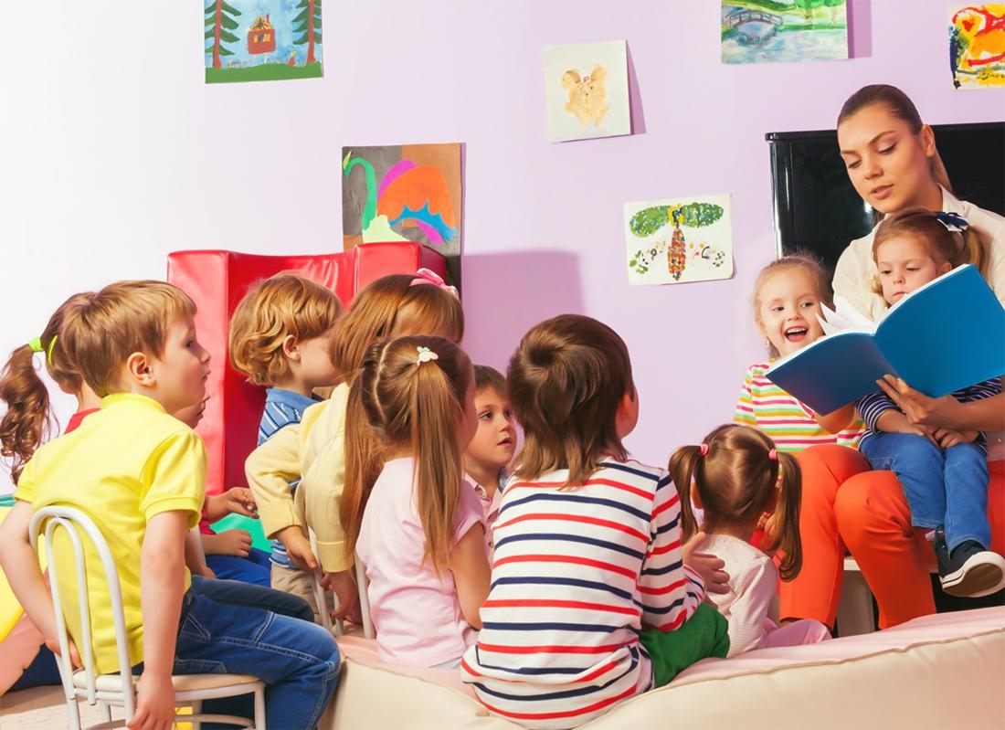 Przedszkole w Dziemianach